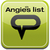Follow us on angieslist