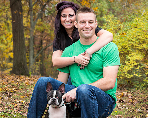 Family portraits and pet photoraphy